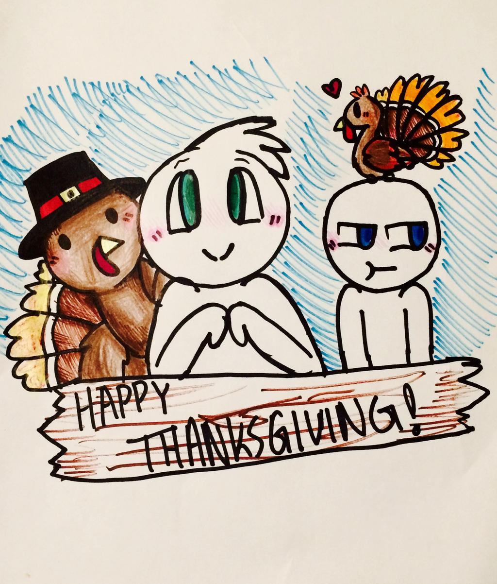 Happy Thanksgiving! by veeeester400