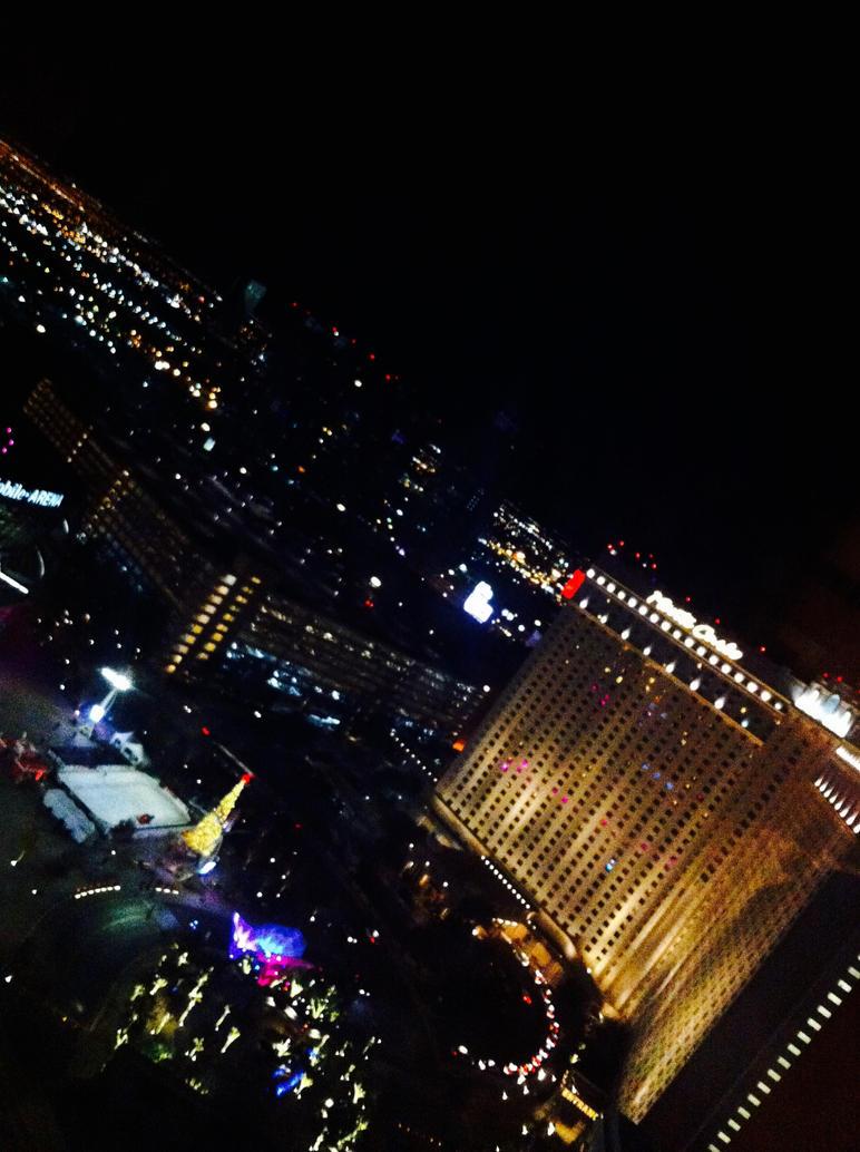 I'm at Las Vegas! by veeeester400