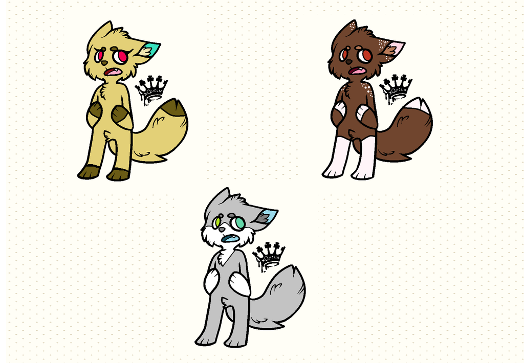 Furry Adopts (Read desc.) CLOSED by veeeester400