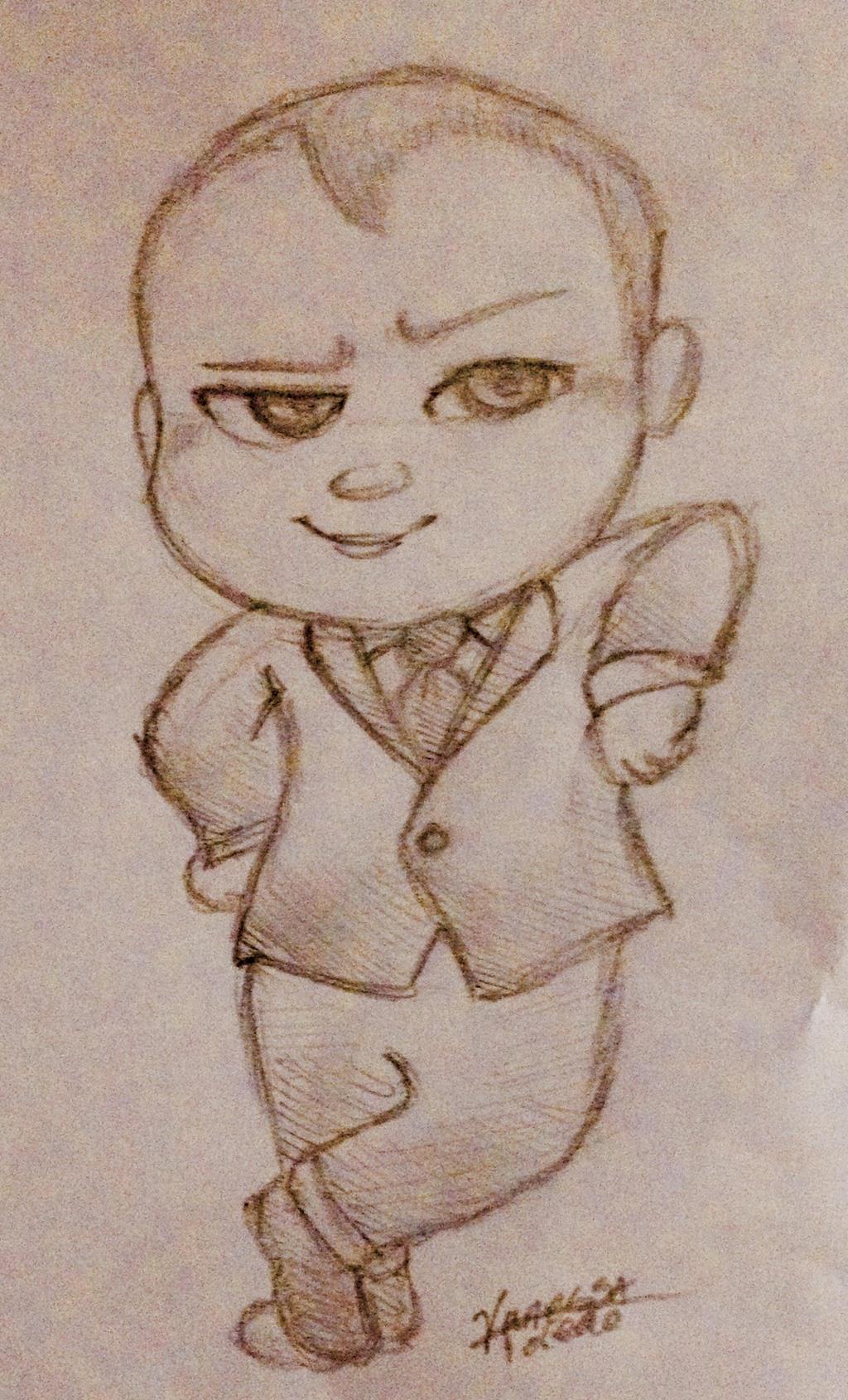 Boss Baby by veeeester400