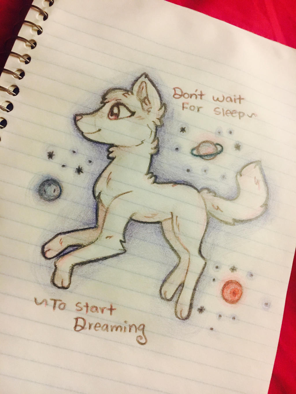 ~Space Dreaming~ by veeeester400