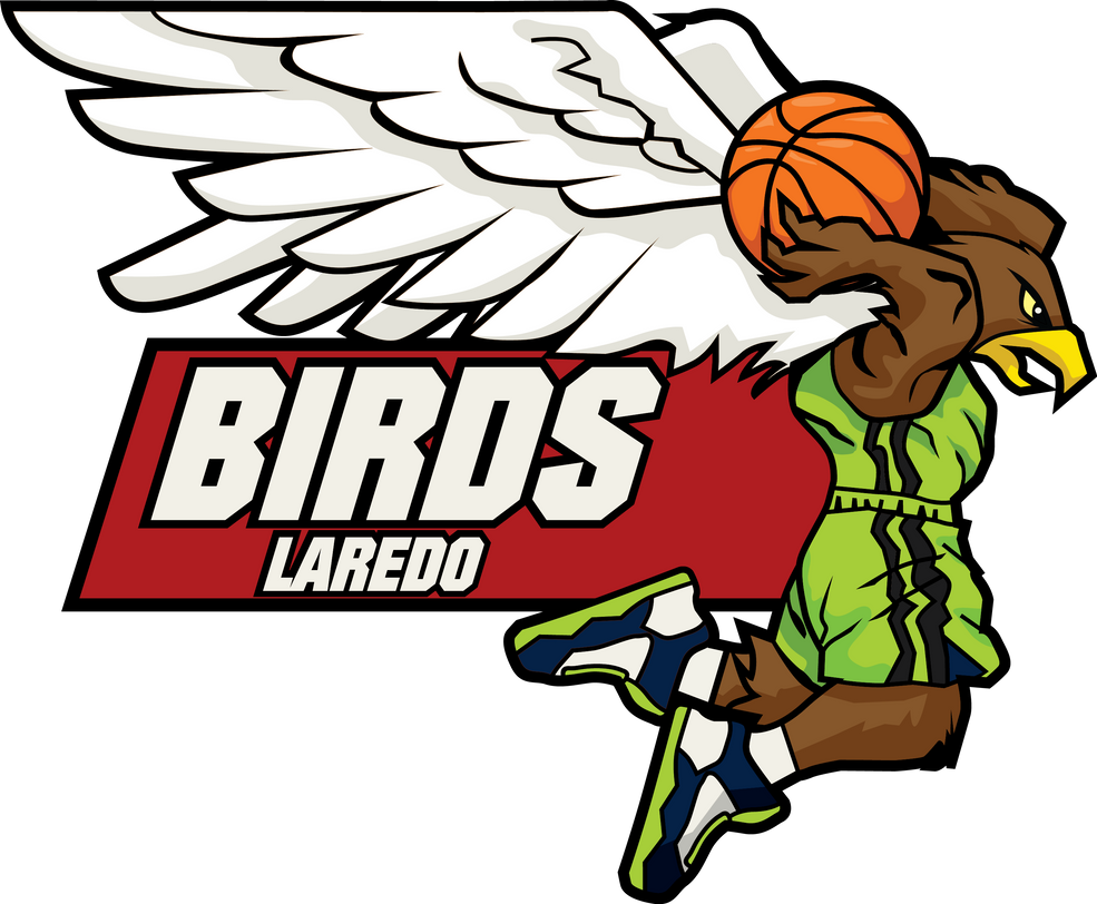 Birds Laredo Logo by erickhcabrera