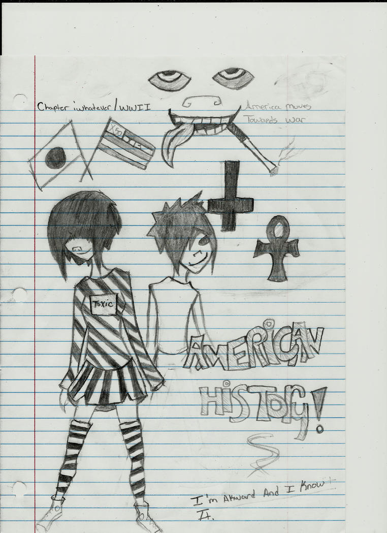 My History Notes ....heh. by earthly666