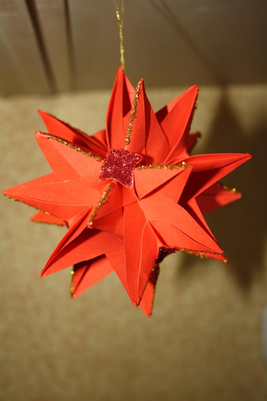 Star by Kusu-dama