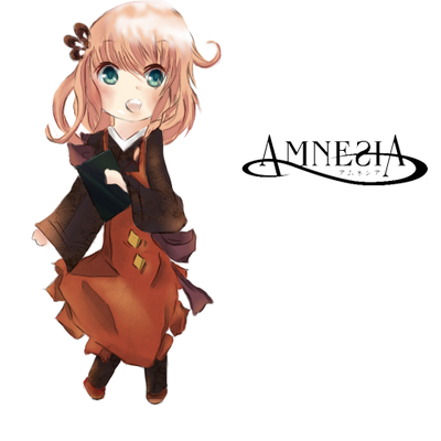 Amnesia- Heroine by sharumii
