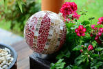 Crackle Mosaic 25 by EvaArtist