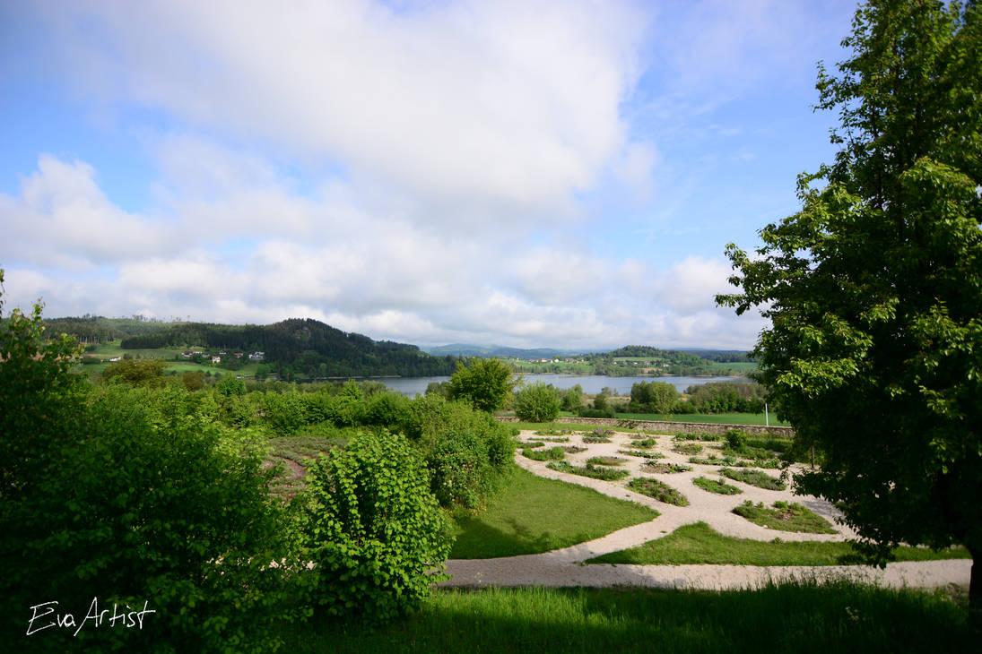 Landscape 34 by EvaArtist by EvaArtist