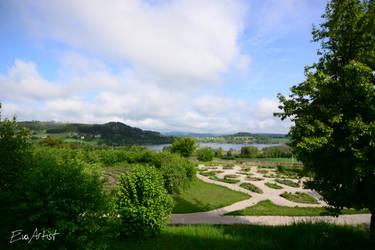 Landscape 34 by EvaArtist