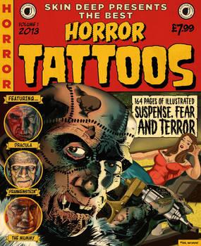 Tattoo Book Cover
