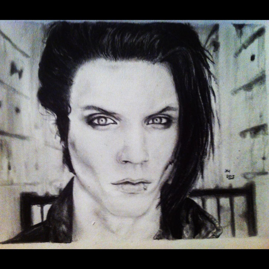 andy biersack by kelly11atthedisco on deviantart