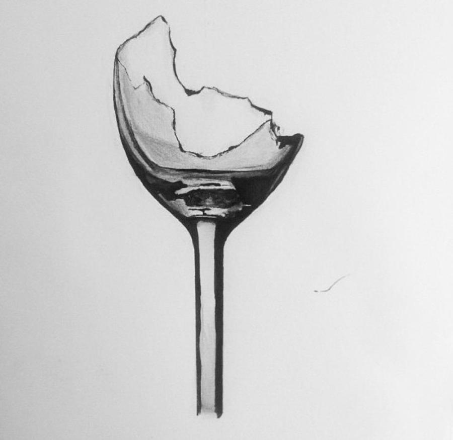 Broken Glass by Kelly11AtTheDisco on DeviantArt
