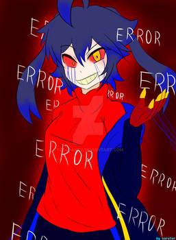 Error sans girl normal #skeleton became a girl?
