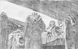 Night-ghast by MartinTenbones