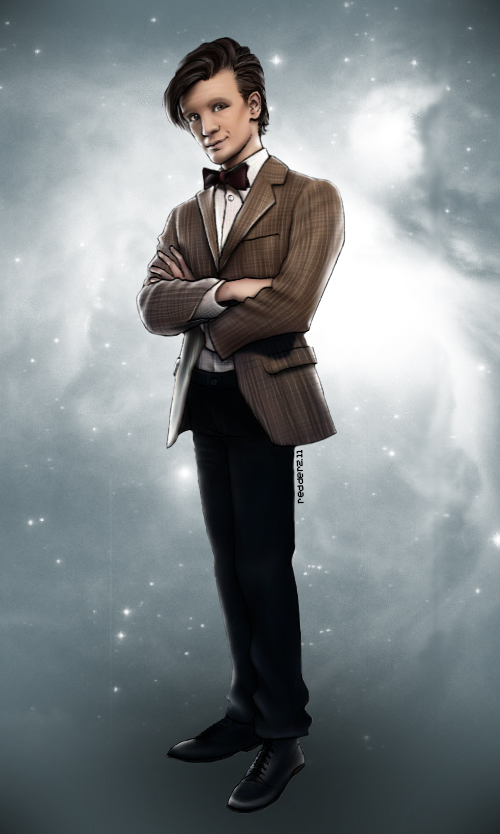 Doctor Who by redderz