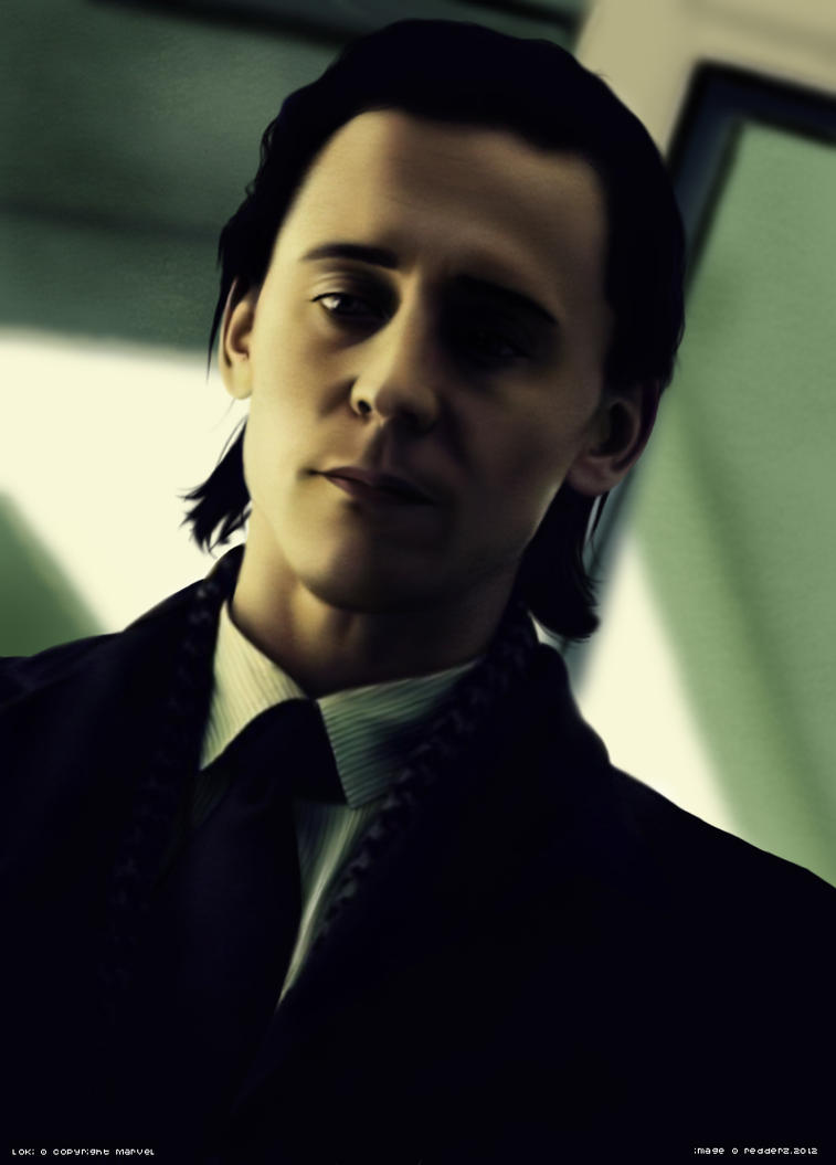 Loki by redderz