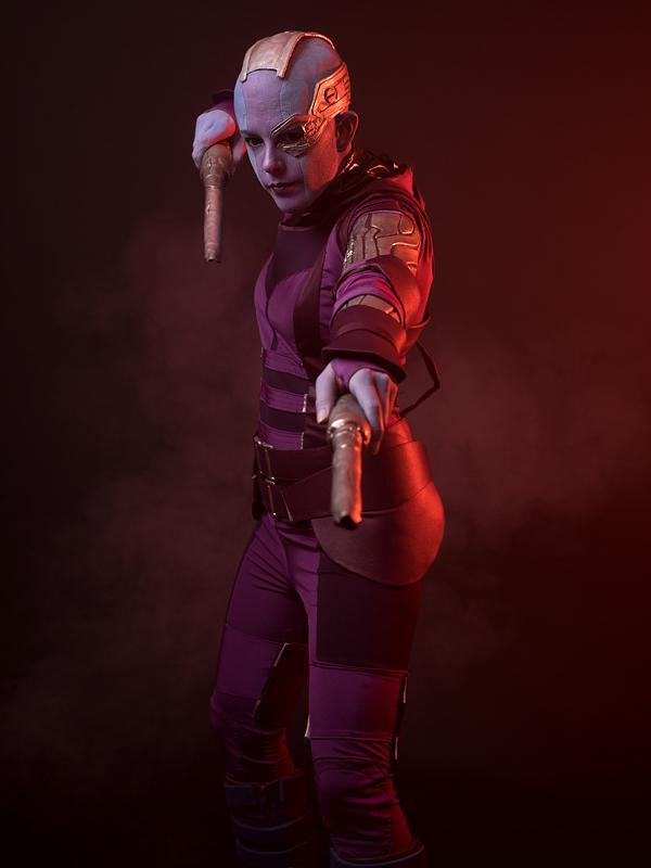 Nebula by redderz