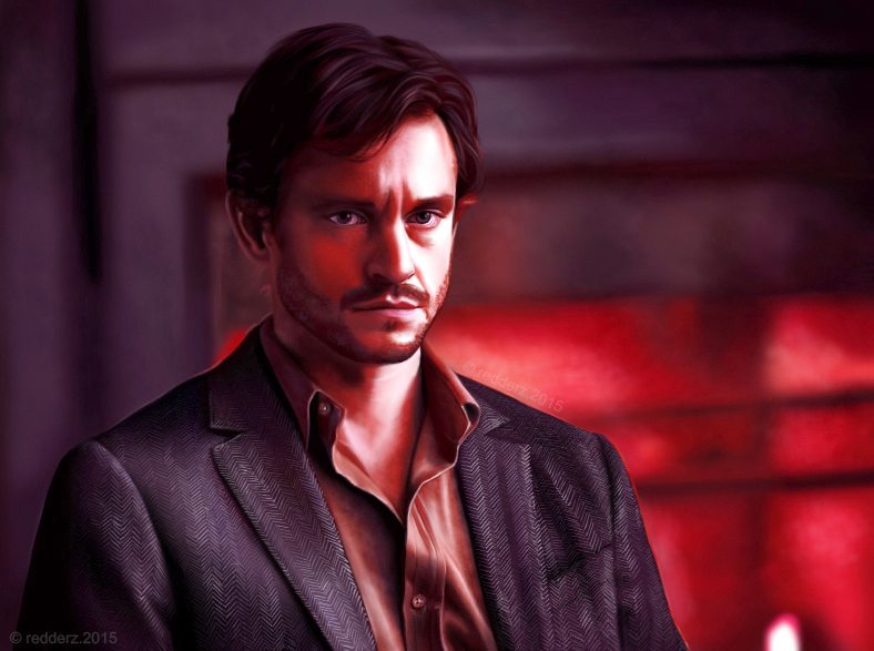 Will Graham by redderz