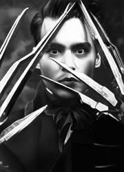 Johnny Depp by redderz