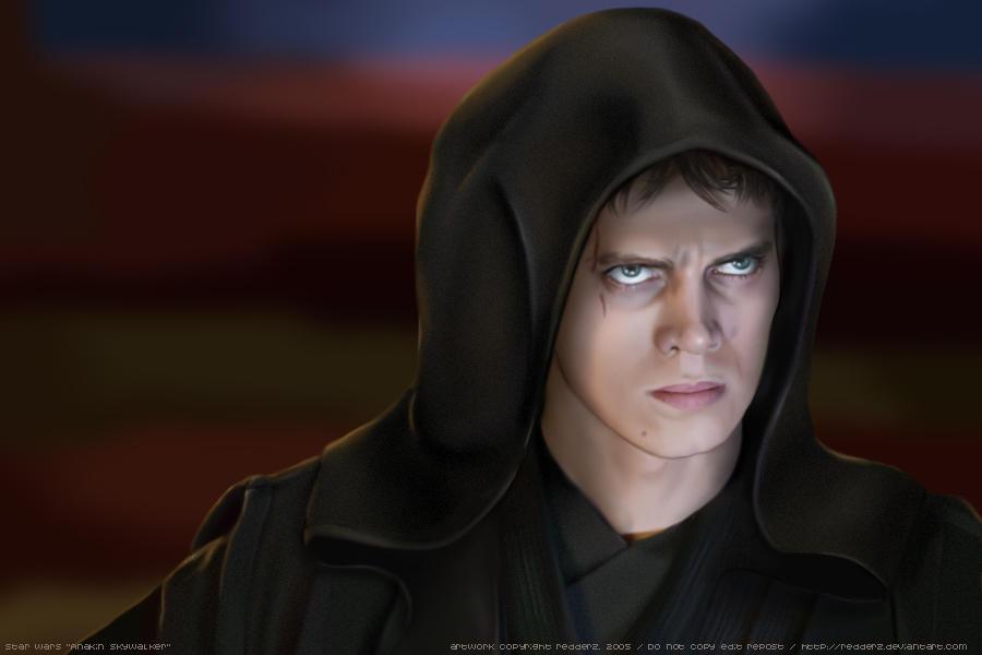 55 ilustraciones de Anakin Skywalker | Paella Creativa ...