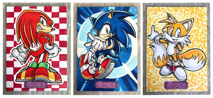Sonic the Hedgehog - The Arcade Collection