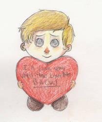Tom Branson (Valentine) by SpongedOut
