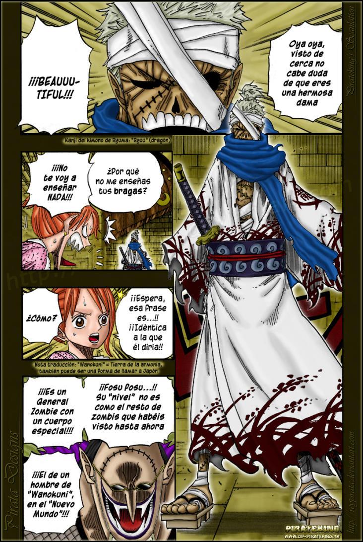 One Piece - Ryuma by reypirata on DeviantArt