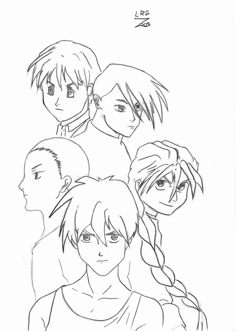 When you find a burden in belief or appa by amelia bloomer for Gundam wing coloring pages
