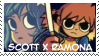 Stamp Req- Scott X Raymona by starfire-wolf