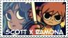 Stamp Req- Scott X Raymona by starfire-wolf