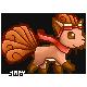 Point CM: Vulpix Sprite by starfire-wolf