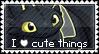 Stamp: I Love Cute Things