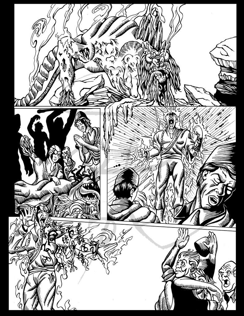 Comics from Kathmandu - Page 21 by RujanSingh