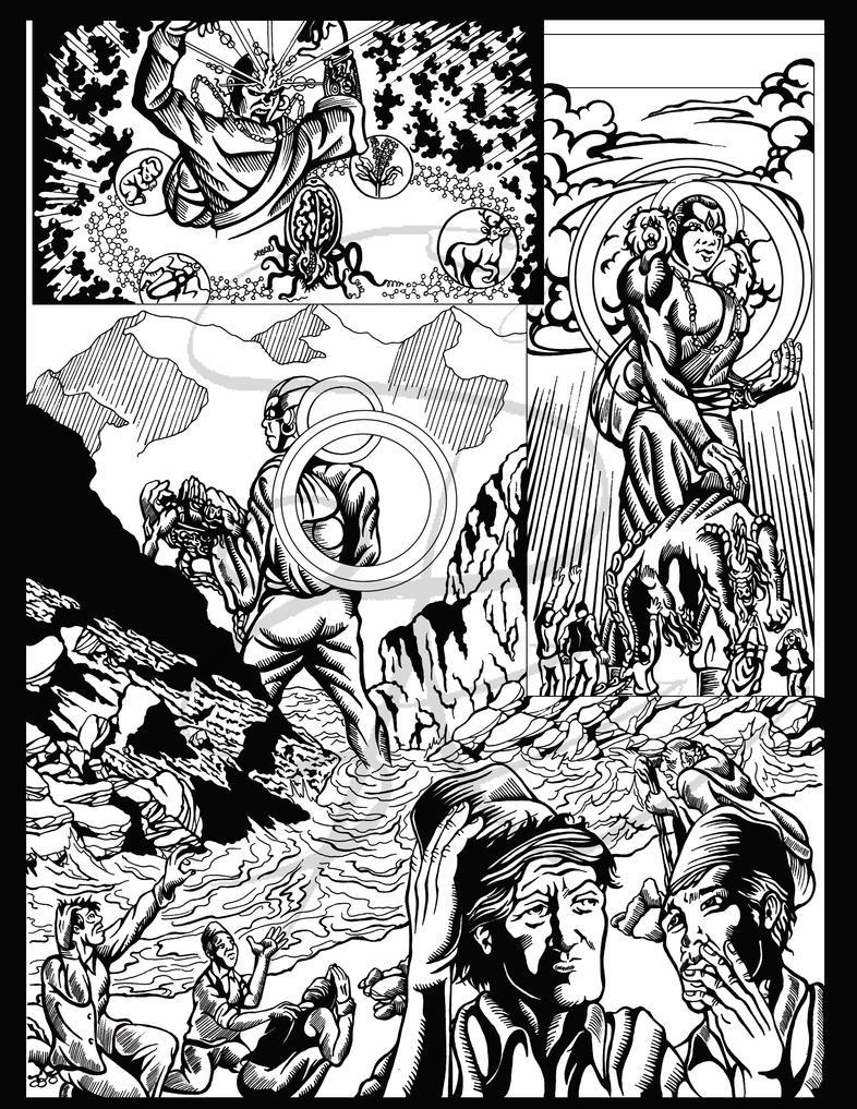 Comics from Kathmandu - Page 22 by RujanSingh