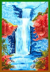Waterfall(Urjina)