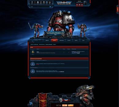 Warhammer 40k Site Temple Overlay