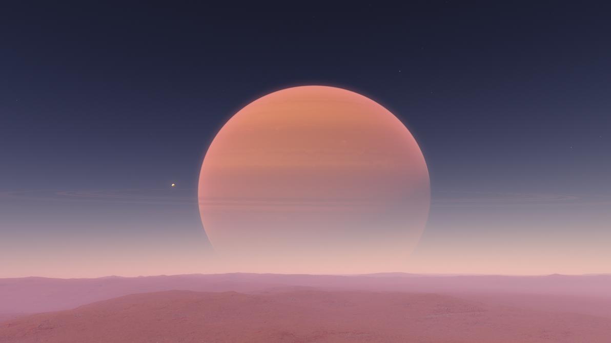 Space Engine #25 by R1EMaNN