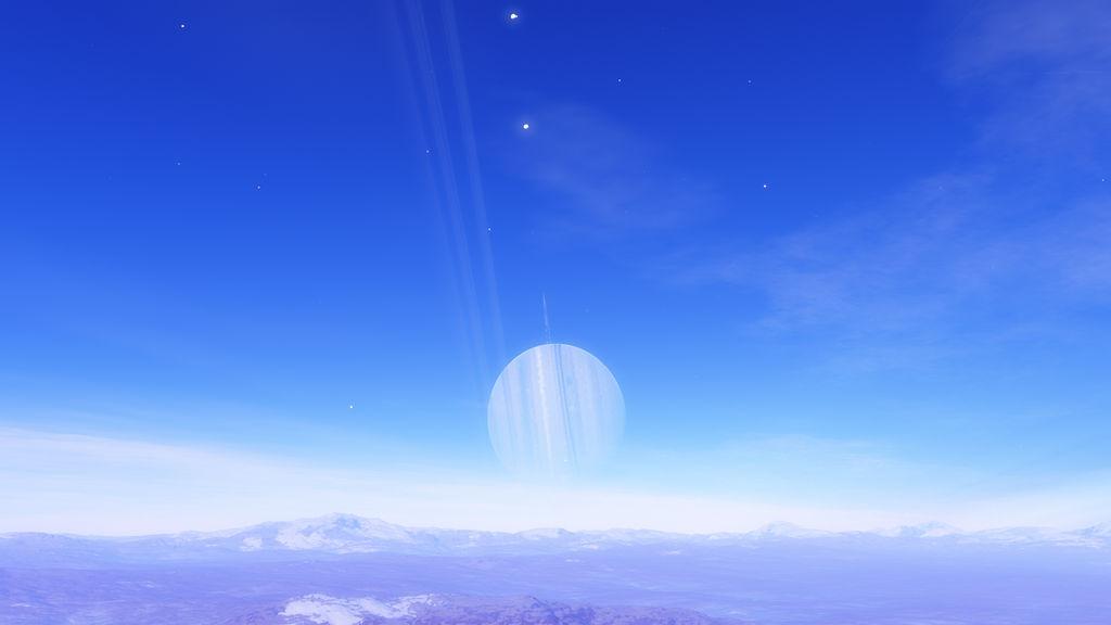 Space Engine #32 by R1EMaNN