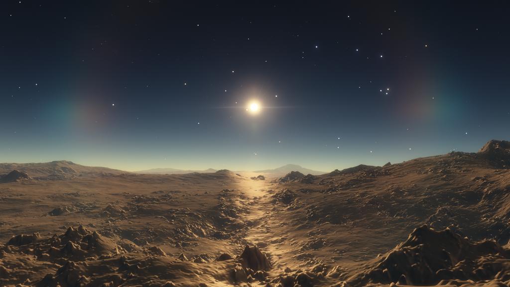 Space Engine #33 by R1EMaNN