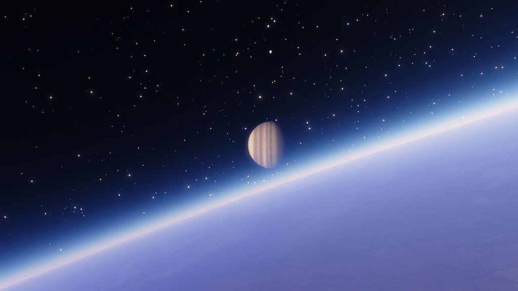 Space Engine #34 by R1EMaNN