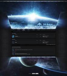 Ad Astra FRPG Design