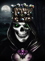 Path of Exile - Crown of Eyes by R1EMaNN