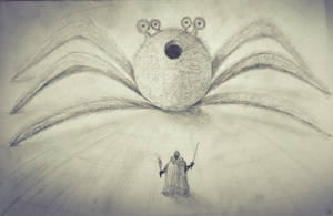 Spider by R1EMaNN