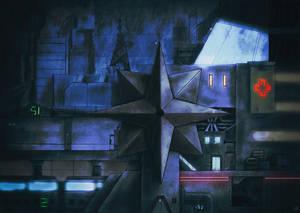 Sci Fi City #1
