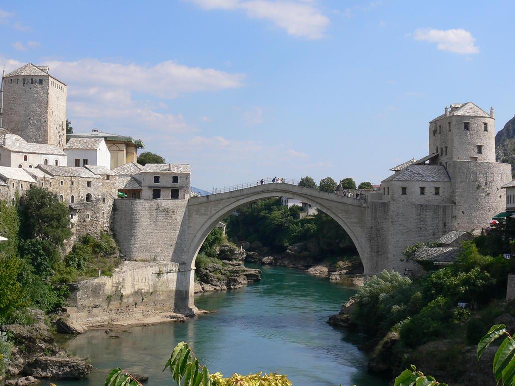 Mostar by Aude-la-randonneuse