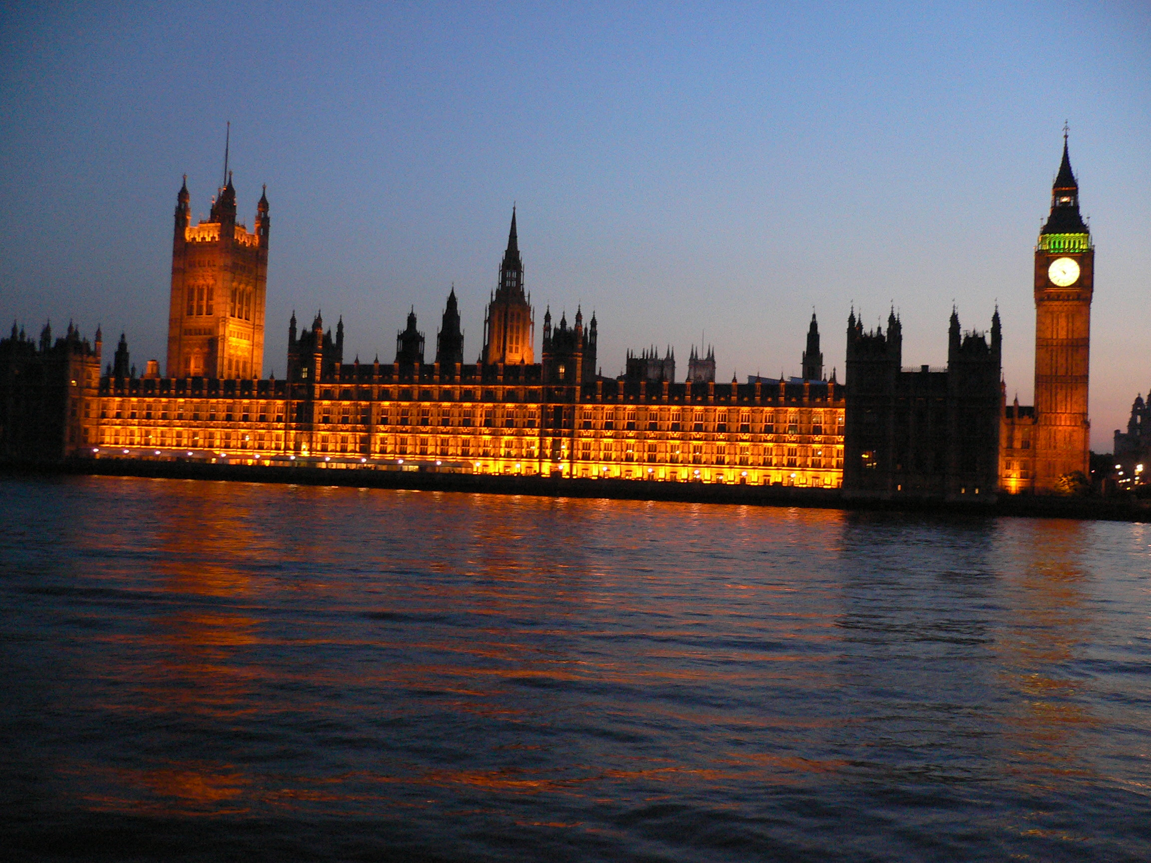 Westminster by Aude-la-randonneuse