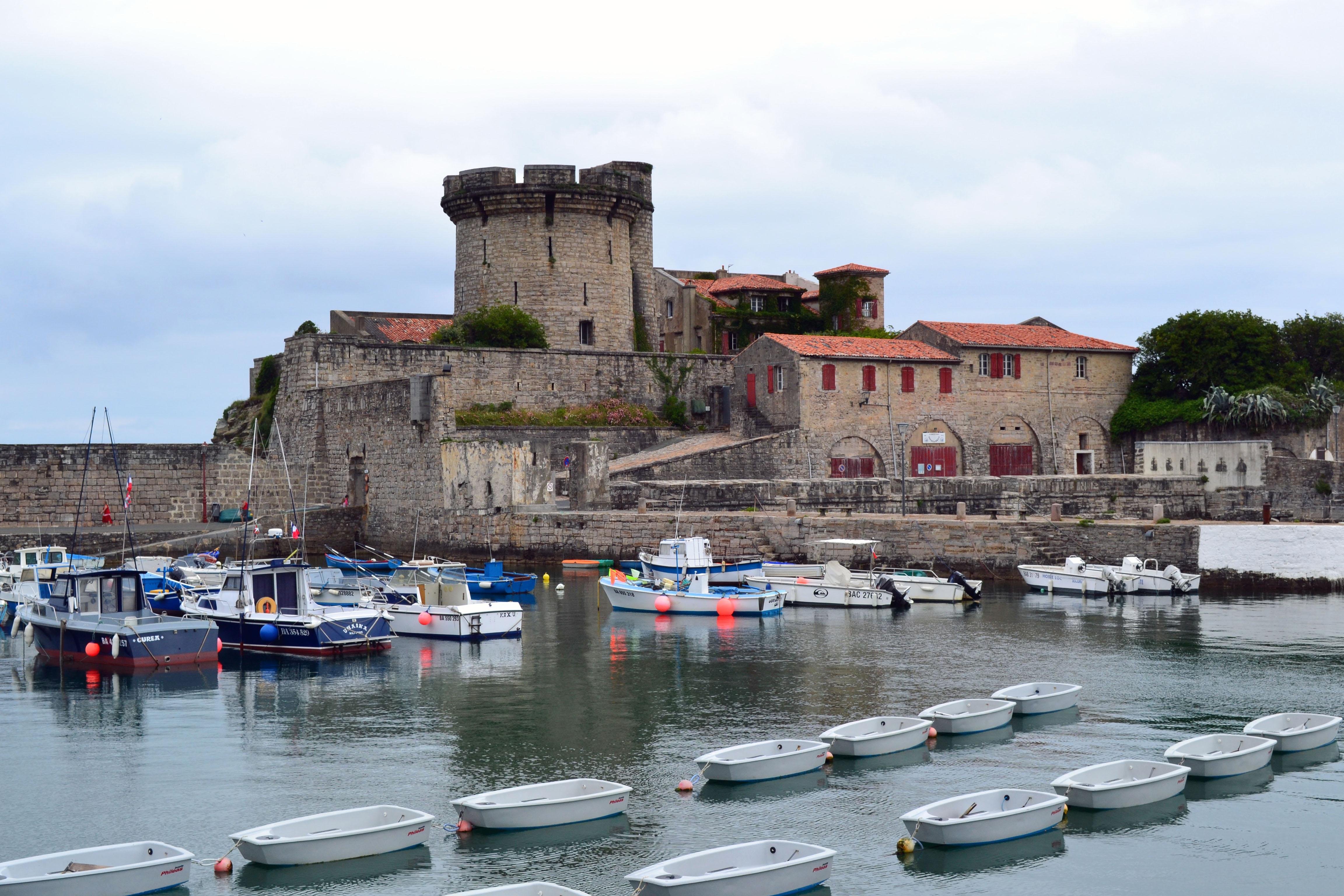 Le fort de socoa by aude la randonneuse on deviantart - Fort de socoa ...