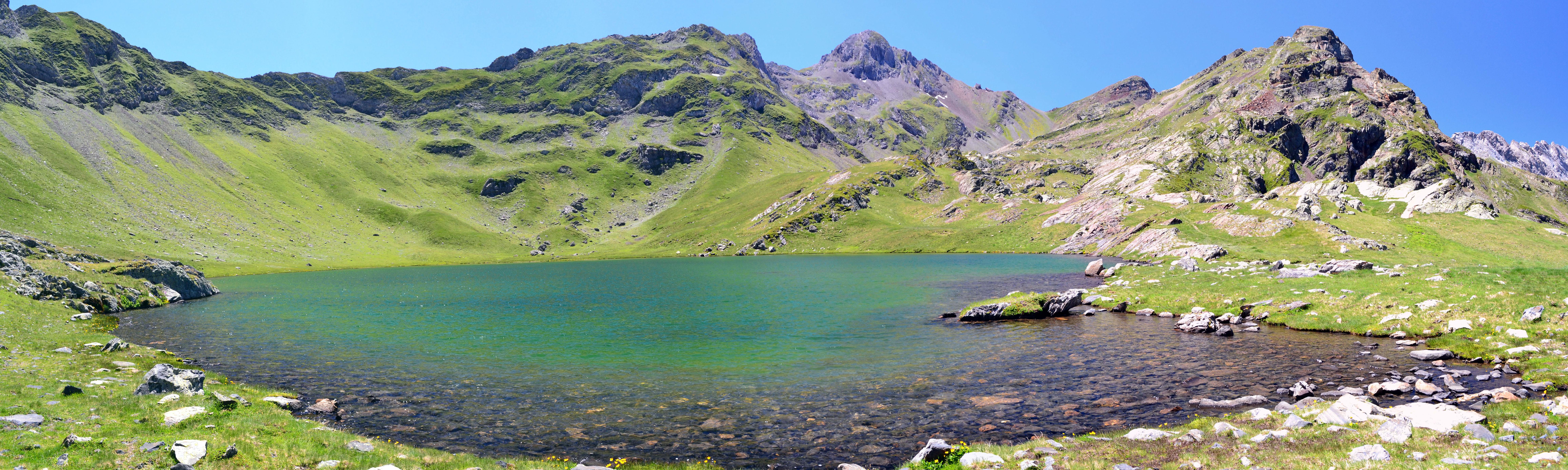 Lac du Lavedan by Aude-la-randonneuse
