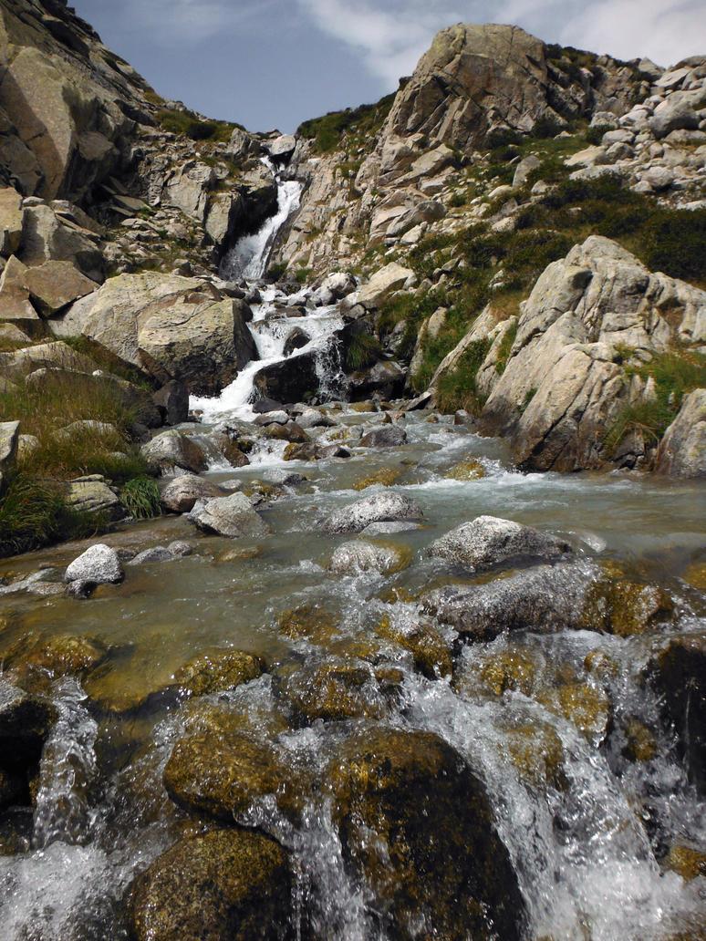 Barranco de la Maladeta by Aude-la-randonneuse