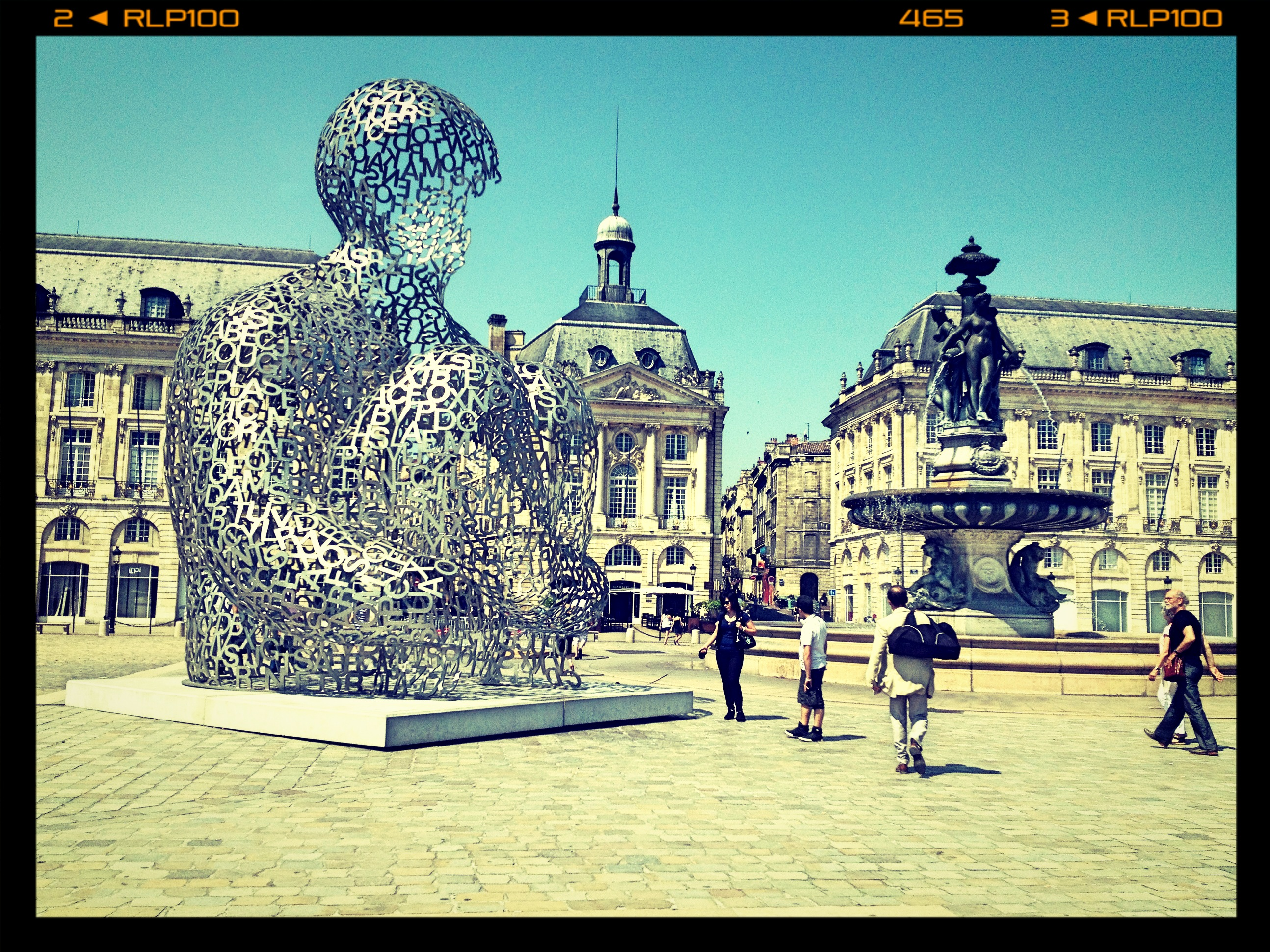 Bordeaux - old camera by Aude-la-randonneuse on DeviantArt