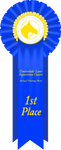 TLEC ATS First Place Ribbon by TimberLakeLaneEC